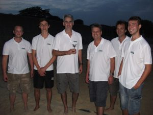 BG Beach Volleyball Winners 2014