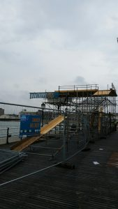 Worthing Birdman Stage