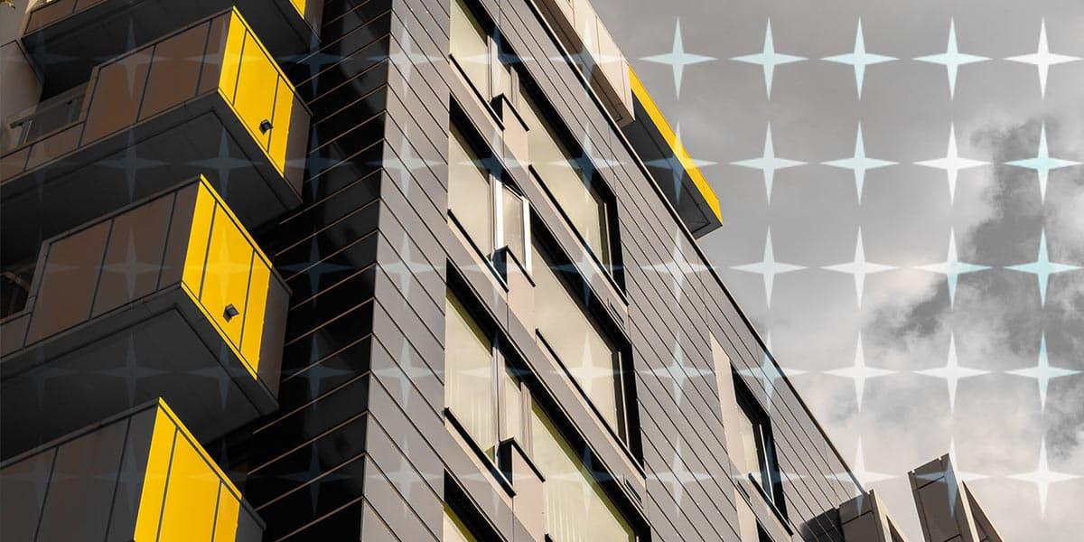Bennett Griffin residential flats mixed use development